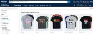 Amazon T-Shirt Shop