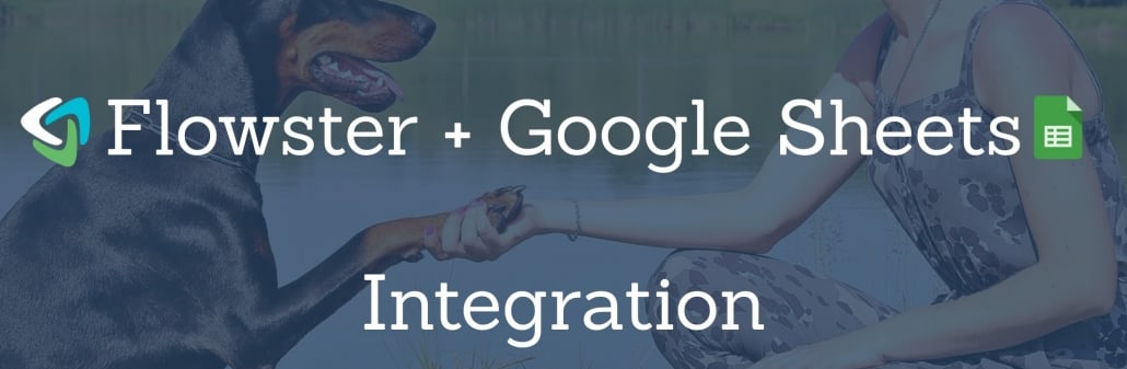 Flowster Google Sheets Integration