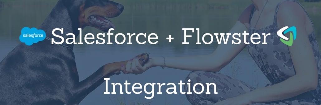 Salesforce Flowster Integration
