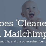 What Does Cleaned Mean in Mailchimp